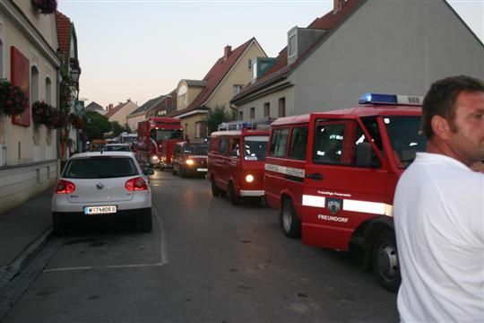 Zivilschutzalarm für den Bereich Mitterau