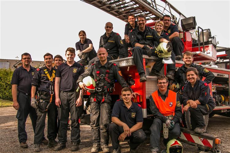 Freiwillige Feuerwehr Krems/Donau - Arbeiten in exponierten Lagen - Praxisseminar Sichern und Rückhalten